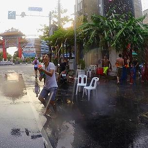 bangkok, thailand, songkran