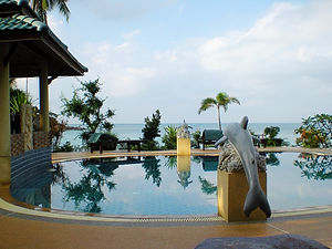 resort ko phangan thailand