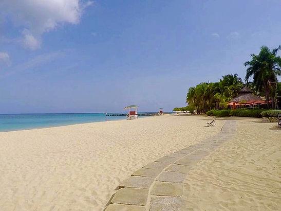 montego bay, beach, jamaica