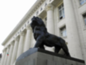 Palace of Justice, sofia, bulgaria