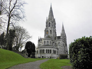 St Finbarre's cathedral, Cork, ireland