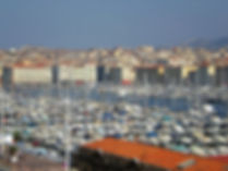 Marseille, france, port, yachts