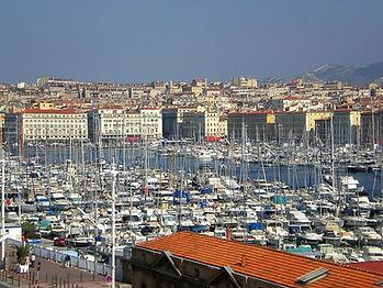 Marseille, france, port, yachts