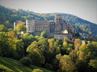 Schloss, heidelberg, castle, germany
