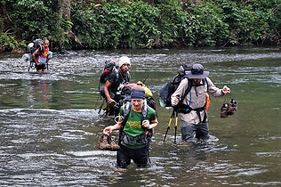 kokoda trail, track, papua new guinea, jungle, mountain, hike, trek, river