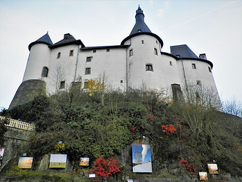 Castle, clervaux, luxembourg