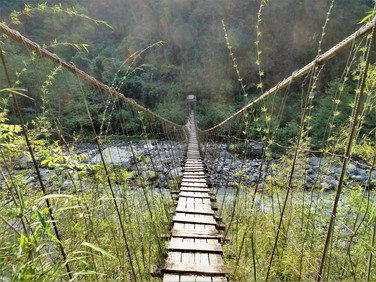 There's always a bridge to cross