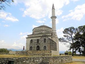 Fetiye Cami, Citadel, mosque, ioannina, greece