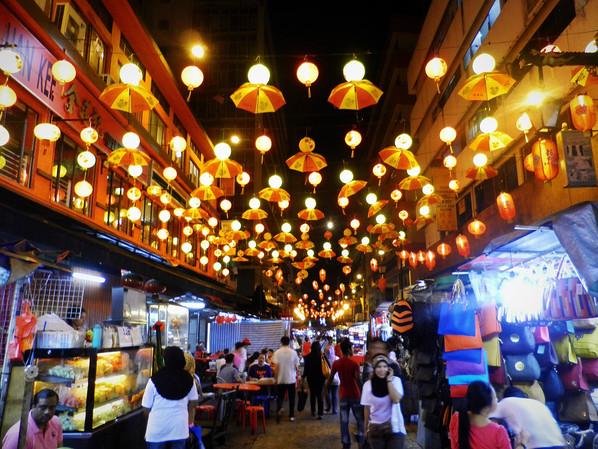 Petaling St / Chinatown