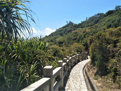 The Mini Great Wall