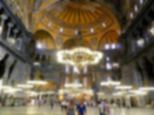 hagia sophia, ayasofia, istanbul, turkey