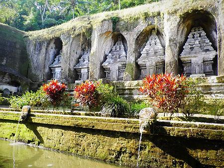 Gunung Kawi Ubud Bali Indonesia temple