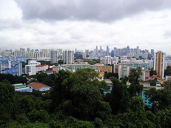 Singapore,view, mt faber