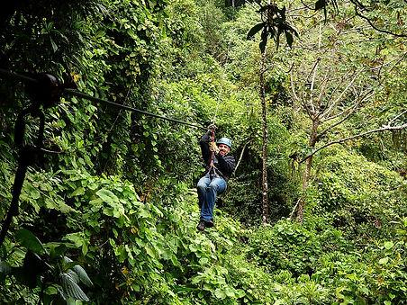 canopy tour Monteverde costa rica