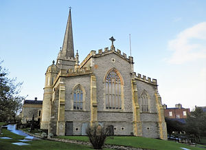 St Columb's cathedral, derry, northern ireland