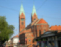 maribor, slovenia, church