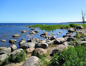 Altja, lahemaa national park, estonia