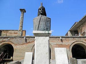 Curtea Veche, citadel, vlad tepes, bucharest, romania
