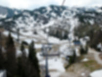 mt vogel, bohinj, slovenia, lake, snow