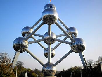 Atomium, belgium, brussels