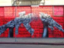 street art, LA