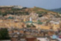 fez, morocco, view