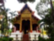 temple, wat, chiang mai, thailand