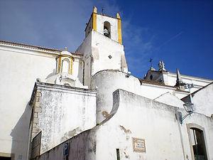 Tavira, portugal, church