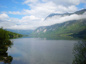 mt vogel, bohinj, slovenia, lake