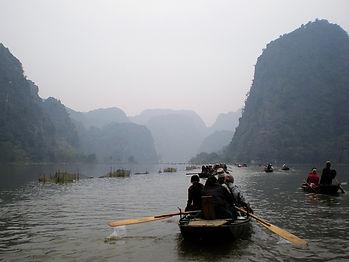 tam coc, hanoi, vietnam