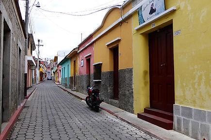 xela quetzaltenango guatemala street