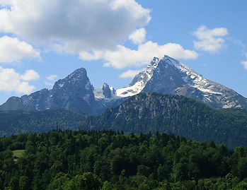 berchtesgaden, germany, mountains