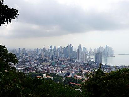 cerro ancon, panama city