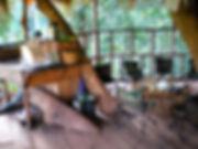 tree house, gibbon experience, laos