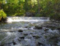 Nommeveski, cascades, lahemaa national park, estonia
