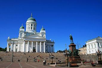 church, helsinki, finland