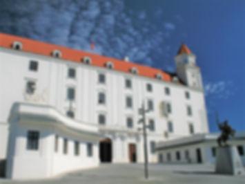 Brastislava Castle, slovakia