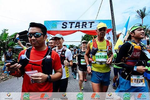 race, running, start