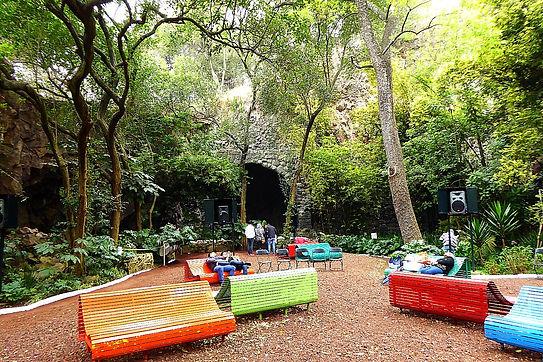 Bosque Chapultepec audiorama