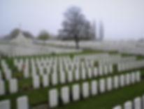 Tyne Cot Cemetery, ypres, belgium