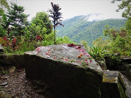 kokoda, trail, trak, papua new guinea, forest, jungle, mountain, hike, trek, surgeon's rock, con's rock