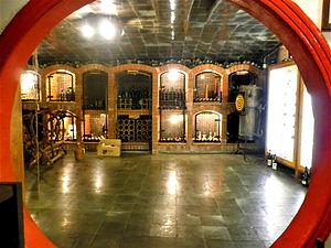 Bacchus wine museum, keszthely, hungary