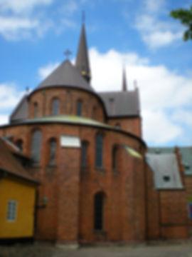 Roskilde, denmark, church