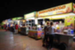cancun night market mexico