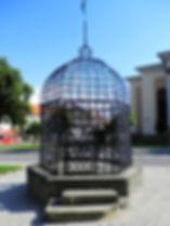 Cage of Shame, levoca, slovakia