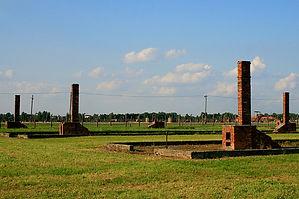 Birkenau, auschwitz, poland, concentration camp