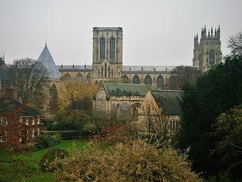 York, England, minster, church
