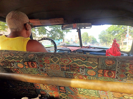 taxi havana cuba