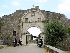 Citadel, city walls, ioannina, greece, ruins