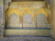 morocco, tangier, tiles